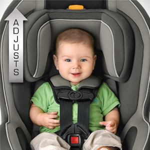 CHICCO NEXTFIT CAR SEAT -